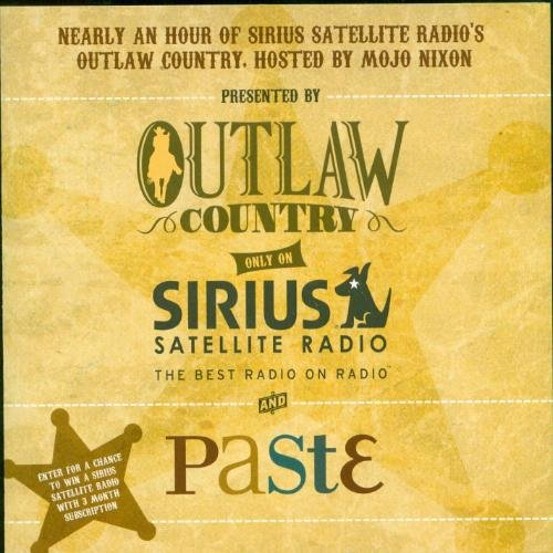 Sirius Outlaw Country Sampler de Universal