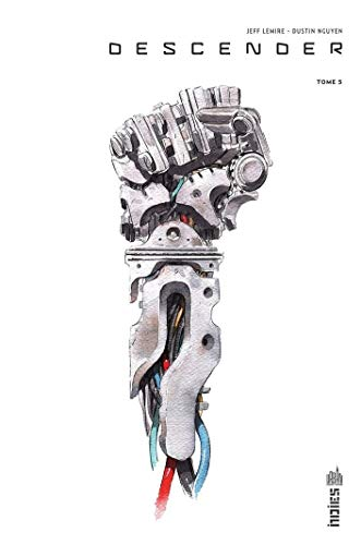 Descender, Tome 5 : Le soulèvement de Urban Comics Editions