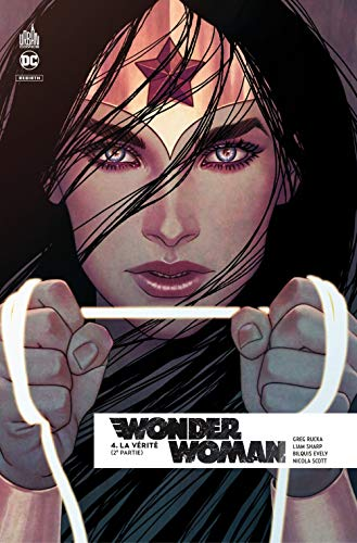 Wonder Woman Rebirth, Tome 4 : La vérité : 2e partie de Urban Comics Editions