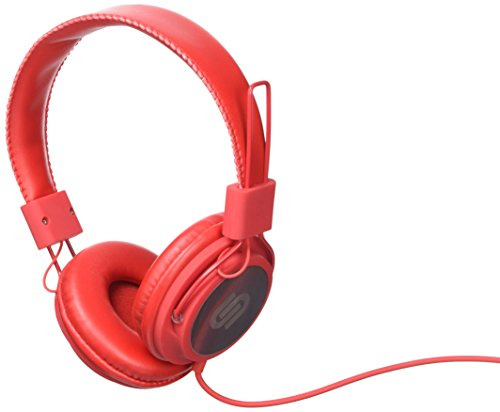 Micro-casque 'Los Angeles - Red Snapper' pour iPhone / iPad de Urbanista