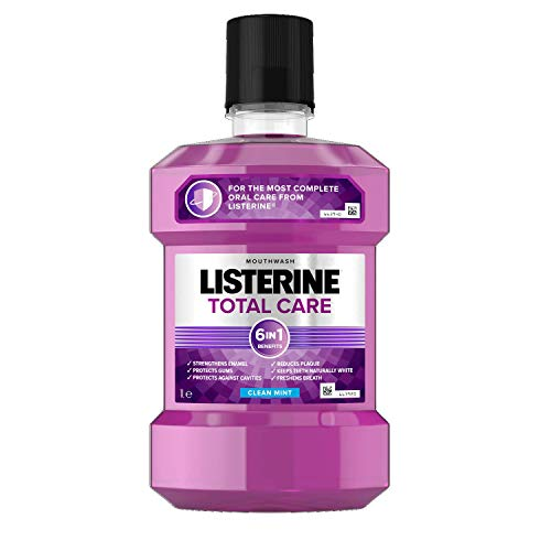 Rince-bouche Listerine Total Care 1000 ml de VARIOS