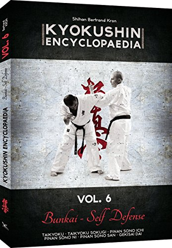 Kyokushin Karate Encyclopaedia Vol.6 Bunkai - Self Defense 1 de VP-Masberg