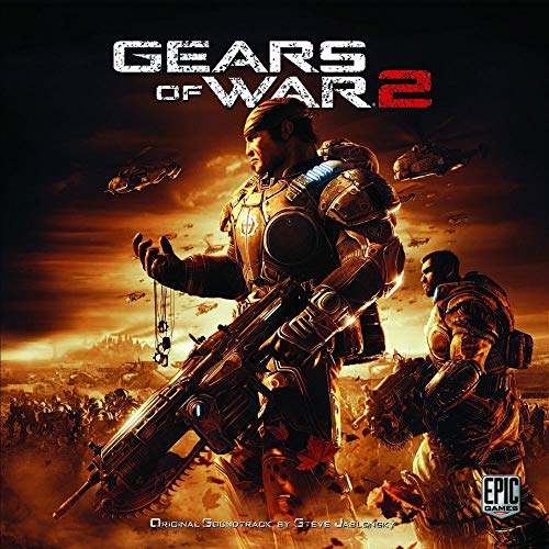 Gears of Wars 2 [The Soundtrack] de VSMusic