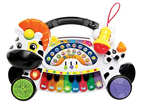 VTech Jungle Rock Piano Zã¨Bre Kid, 80-179105 de VTech