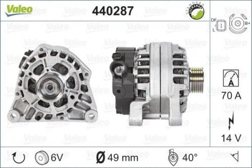 Valeo 440287 Alternateur de Valeo