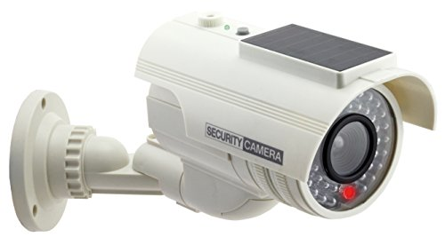 Outdoor Value Dummy Camera with IR LED Flashlight-Caméra de Surveillance de Value