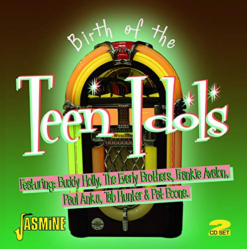 Birth of the Teen Iidols [Import allemand] de Various