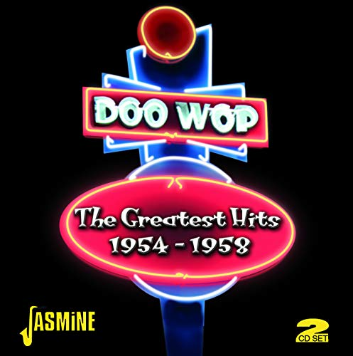 Doo-Wop Greatest Hiits 1954-58 [Import allemand] de Various