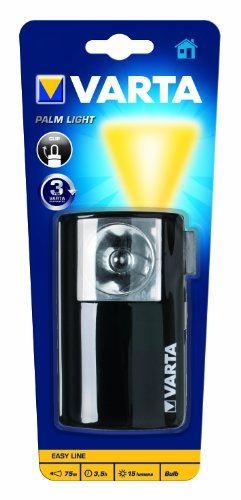 Varta - 16645101401 - Torche Palm Light - 4,5 V de Varta