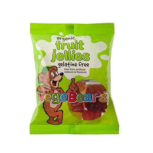 Vegebears | Fruit Jellies | 2 x 100g de VegeBears
