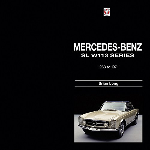 Mercedes-Benz SL W113 Series: 1963-1971 de Veloce Publishing