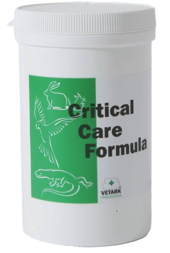 Critical Care Formula (Pot Size: 150g) de Vetark Professional