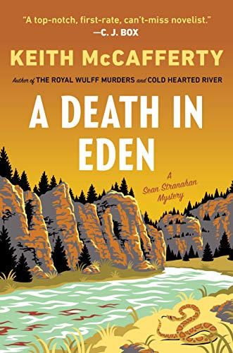 A Death in Eden: A Sean Stranahan Mystery de Viking