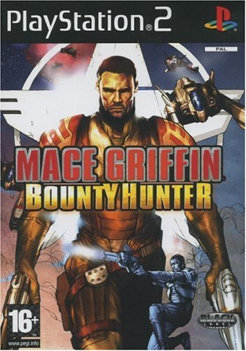 Mace Griffin Bounty Hunter de Vivendi Universal Games