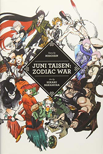 Juni Taisen: Zodiac War de Viz Media Llc