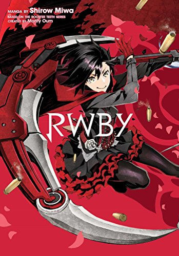 RWBY, Vol. 1 de Viz Media Llc