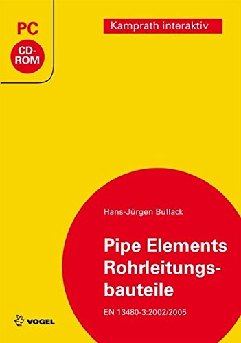 Pipe Elements / Rohrleitungsbauteile [import allemand] de Vogel