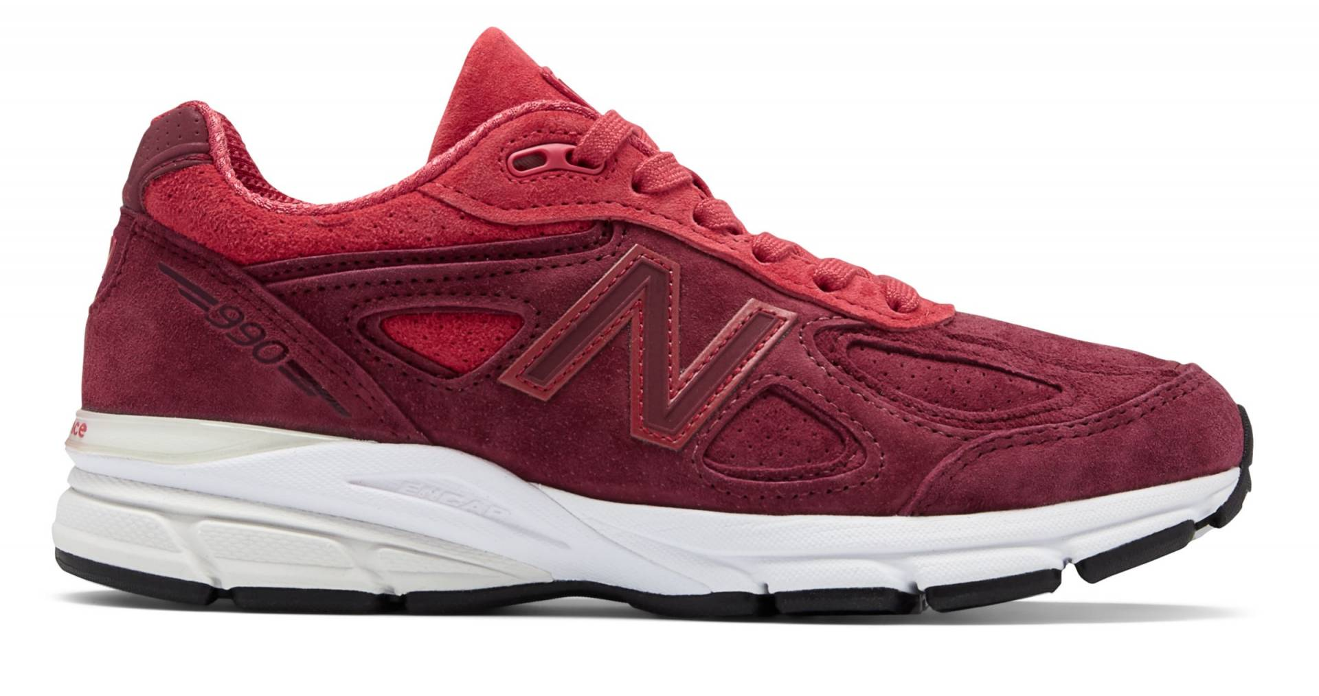 990v4 Made in US de Vortex with Mercury Red