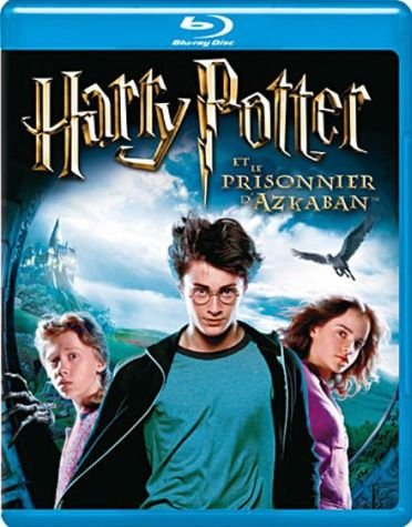 Harry Potter et le prisonnier d'Azkaban [Blu-ray] de WARNER