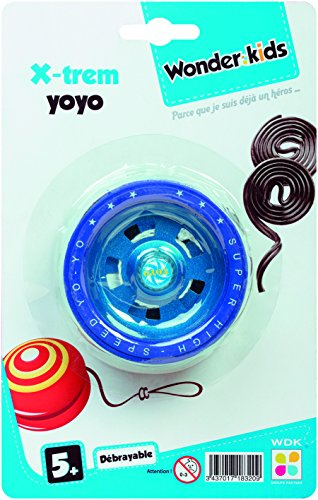 WDK Partner- X-TREM YOYO-Assortiment, 1604K1479 de WDK Partner