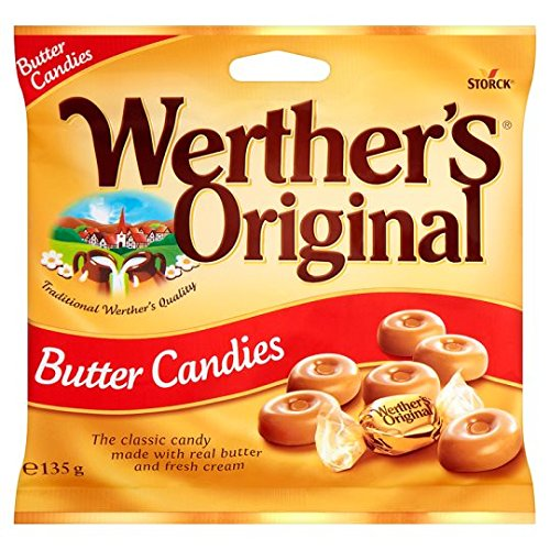 Werthers Original 135G de WERTHERS