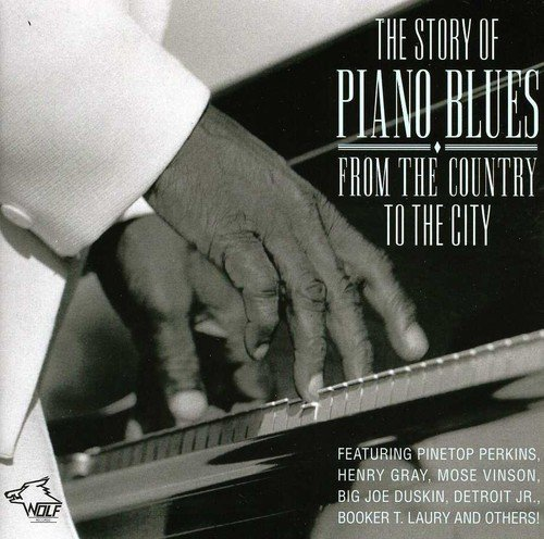 Story of Piano Blues [Import allemand] de WOLF