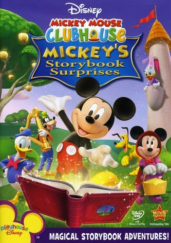 Mickey's Storybook Surprises [Import USA Zone 1] de Walt Disney Video
