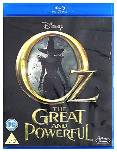 Oz The & Powerful BD Retail Sains [Blu-Ray] Italien [Import] de Walt Disney