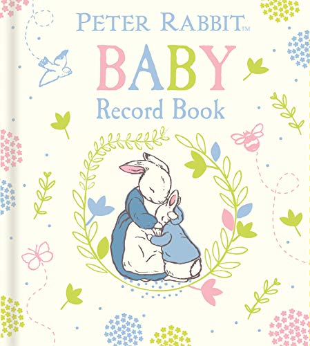 Peter Rabbit Baby Record Book de Warne