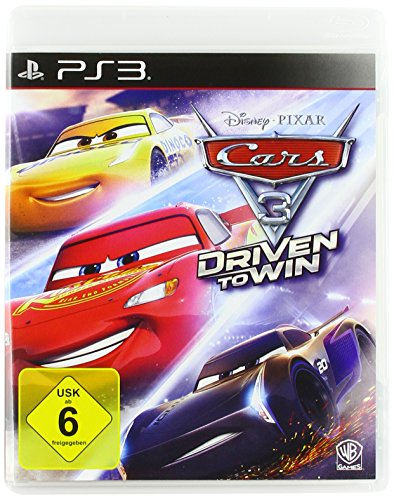 Cars 3: Driven To Win [Import allemand] de Warner Bros Interactive