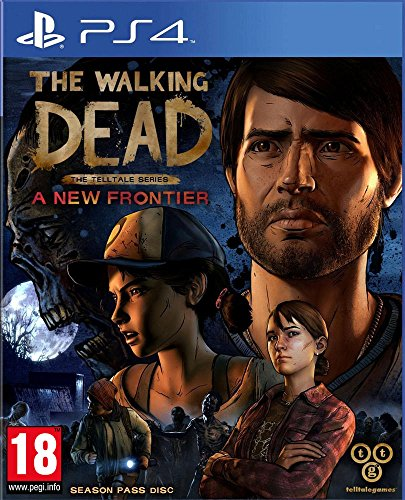 The Walking Dead : A New Frontier de Warner Bros Interactive