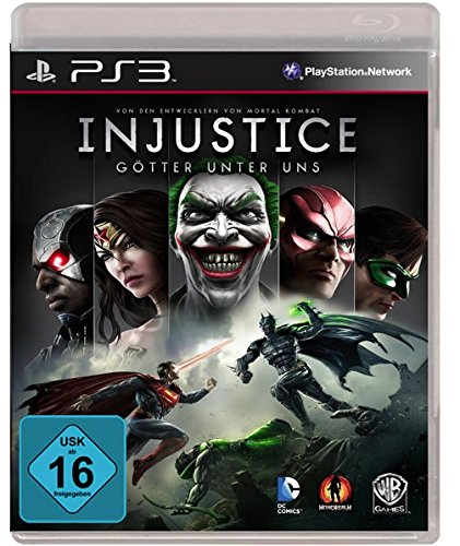Injustice : Götter unter uns [import allemand] de Warner Bros