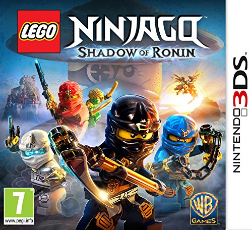 Lego Ninjago : shadow of Ronin [import anglais] de Warner Bros