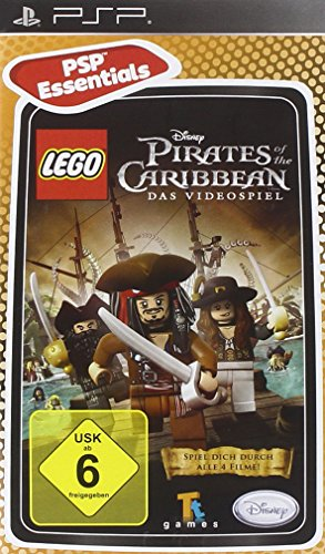 Lego Pirates of the Caribbean - essentials [import allemand] de Warner Bros