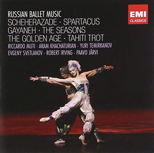 Ballets Russes (2 CD) de Warner Classics