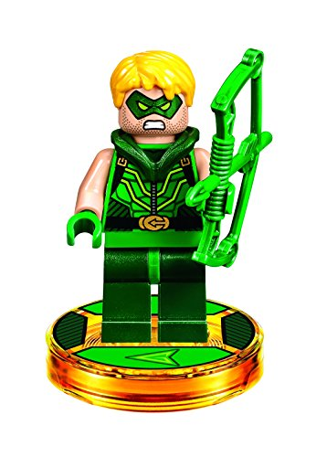 Warner Games Figurine Green Arrow de Warner Games