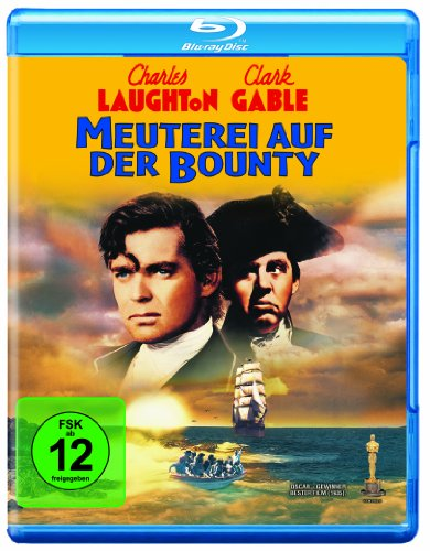 Les Révoltés du Bounty / Meuterei auf der Bounty [Blu-ray] [Import anglais] de Warner Home Video