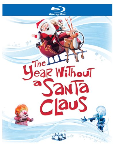 Year Without a Santa Claus [Blu-Ray] de Warner Home Video