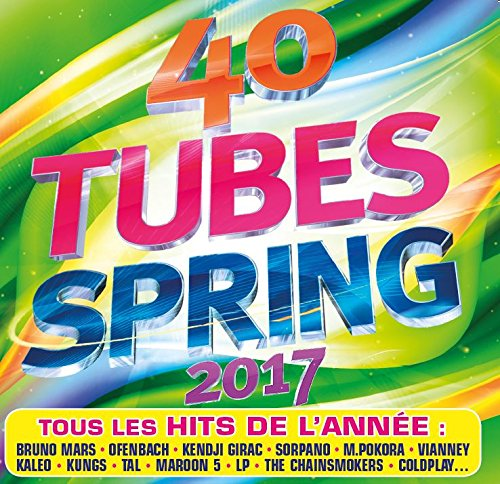 40 Tubes Spring 2017 de Warner Special Marketing