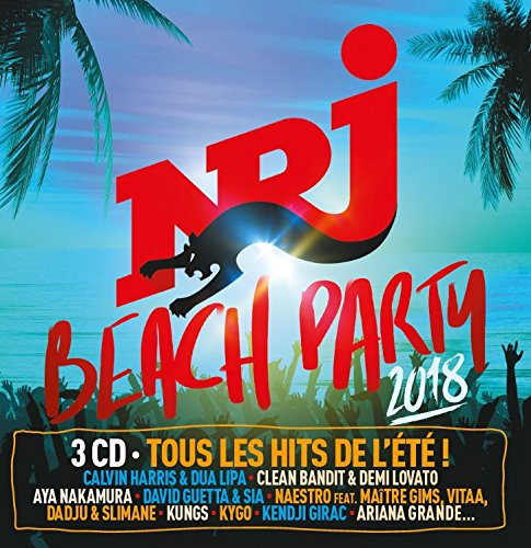 Nrj Beach Party 2018 de Warner Special Marketing