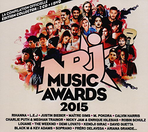 Nrj Music Awards 2015 - 2 CD + DVD