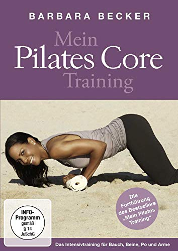 Barbara Becker - Mein Pilates Core Training [Import italien] de Well Behaved