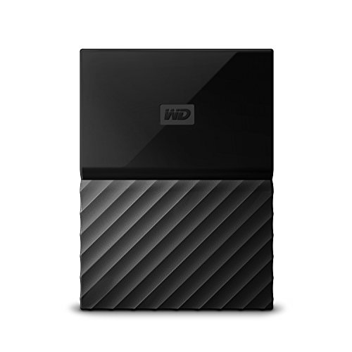 Western Digital WDBFKF0010BBK-WESN Disque Dur Externe 1 to USB 3.0 de Western Digital
