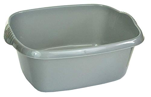 Wham Bassine – Rectangle – 39 x 32 x 16 cm – Argent de Wham