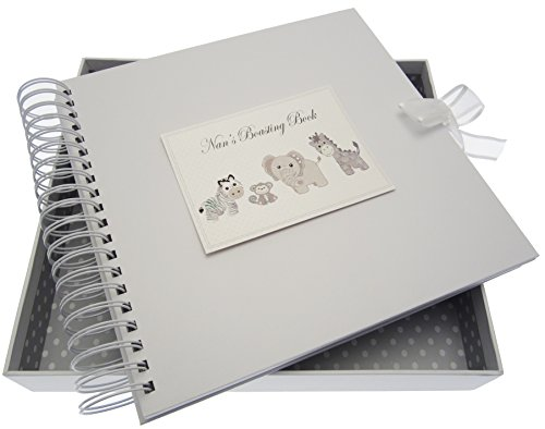 White Cotton Cards Argent Toys Nan S Boasting carte et livre de mémoire de White Cotton Cards