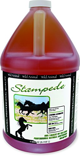 Wild Animal Animaux sauvages Stampede 50 : 1 GAL Shampooing de Wild Animal