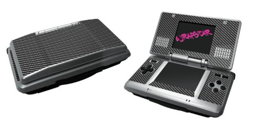 Wrapstar Carbon Fibre Graphic Skin (Nintendo DS) [import anglais] de Wrapstar