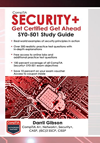 CompTIA Security+ Get Certified Get Ahead: SY0-501 Study Guide de YCDA, LLC