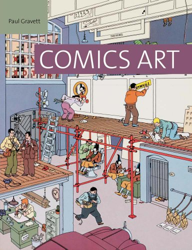 Comics Art de Yale University Press