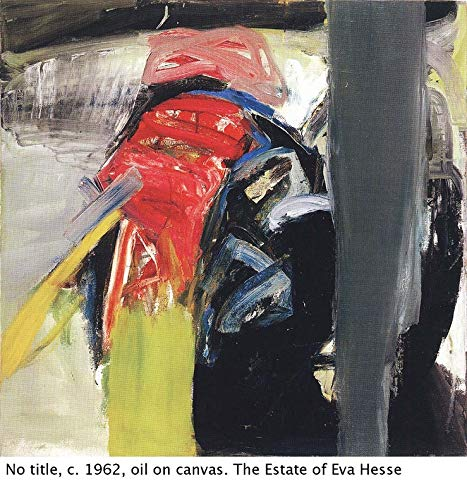 Eva Hesse Catalogue Raisonne - Paintings V 1 and Sculpture V 2, 2V Set de Yale University Press